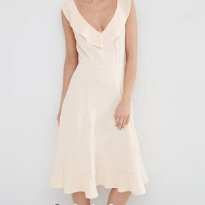Peach ASOS Light Summer Dress